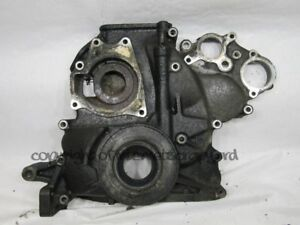 Details about Mitsubishi Delica L400 94-96 2 8 4M40 engine timing oil pump  end casing