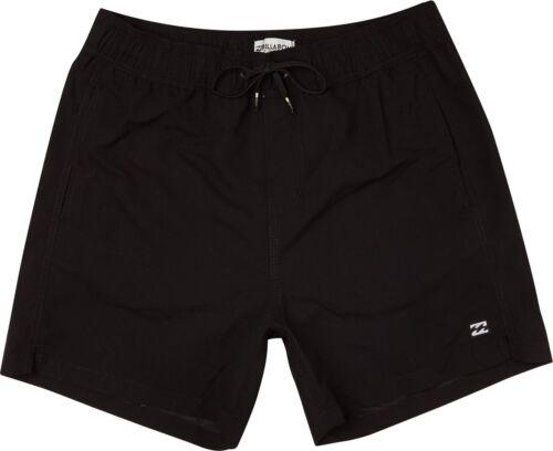 tutti i giorni Layback Nero Foderato Nuoto Board BAULI 8S 16 19 Billabong pantaloncini da uomo