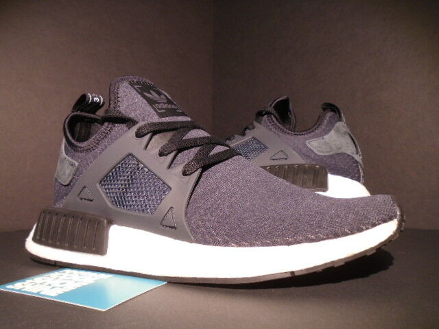 Adidas NMD XR1 Jd Deportes Europa Core Negro blancoo gris R1 PK Boost BY3045 9.5