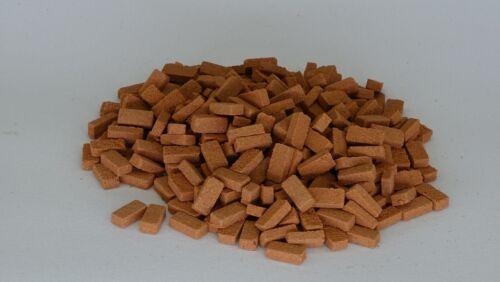 300 Ziegelsteine Normalformat Maßstab 1:22,5 Spur G LGB