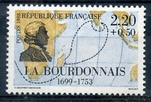 Stamp / Timbre France Neuf N° 2520 ** Celebrite / La Bourdonnais