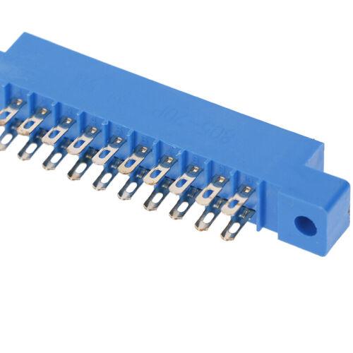 1Pcs 805 Series 3.96mm Pitch PCB Slot Solder Card Edge Connector 8-72  P/_zrHA.j