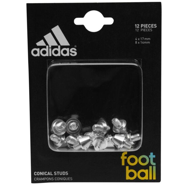 Adidas Replacement Conical Studs Cleats Football Boots Soft Ground SG