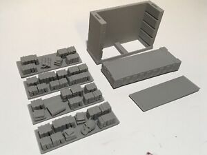 Hero Quest Dungeon Sideboard For D/&D Warhammer Pathfinder Dungeon Furniture