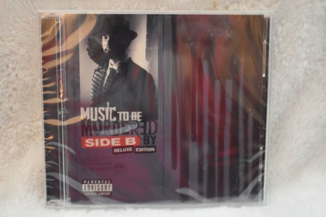 Eminem - Music To Be Murdered By - Side B BRAND NEW SEALED 2 CD DELUXE- explicit
