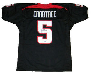 041f089a7ef Image is loading MICHAEL-CRABTREE-SIGNED-AUTOGRAPHED-TEXAS-TECH-RED-RAIDERS-