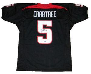 michael crabtree raiders jersey