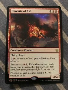 Phoenix of Ash Promo Pack: Theros Beyond Death