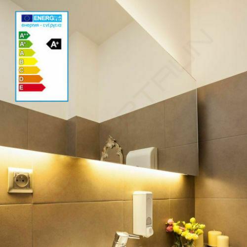 LED Unterbauleuchte Küchenleuchte Möbelleuchte Lichtband Schrankleuchte 230V