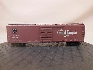 HO-SCALE-ATHEARN-SANTA-FE-GRAND-CANYON-50-039-BOX-CAR