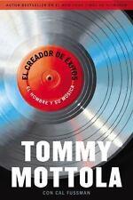 El Creador de Exitos: El Hombre y Su Música (Spanish Edition)