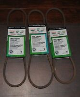 Arnold Oem-754-0101a Mtd Snow Thrower Auger Belt Replaces 754-0101a (3 Belts)