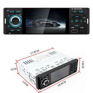4-1-034-Autoradio-1-DIN-Stereo-MP3-MP5-Videoplayer-Bluetooth-mit-Fernbedienung