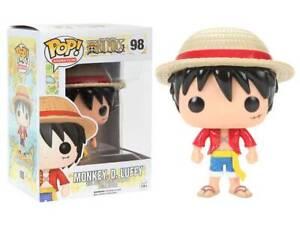 "ONE PIECE Figurine LUFFY N° 98 /""POP/"" FUNKO"