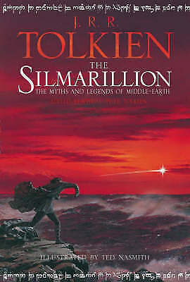 1 of 1 - The Silmarillion, Acceptable, J. R. R. Tolkien, Book