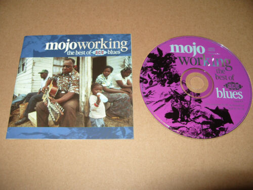 1 of 1 - Mojo Workin' (The Best of Ace Blues, 1995) cd 20 tracks Excellent Condition
