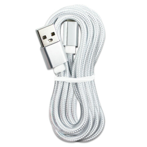 B2G1 Free USB 10FT Braided Charger Cable For iPad 4 7.9 / 9.7 / Air / Air 2