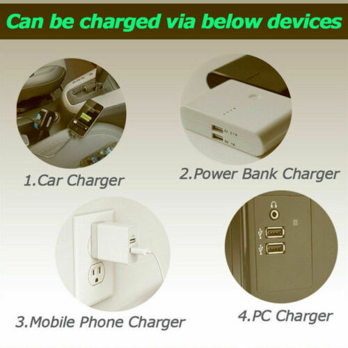 2x Wiederaufladbare Batterie 1x Ladegerät 3,6V für LED Elektro Posen Typ CR 425.