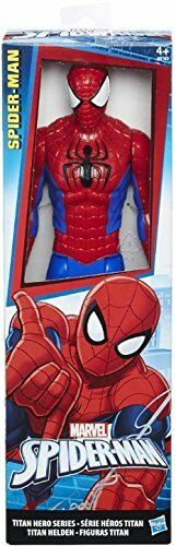 Hasbro Spider-Man B9760EU4 Titan Hero Actionfigur Spielfigur Jungs Marvel Parker