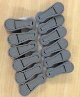 Joy Mangano 12-pack Huggable Hanger Finger Clips - Choose Your Color