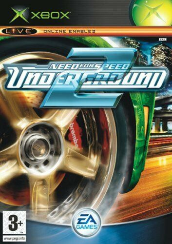 Need for Speed: Underground 2 - Xbox (Original) - UK/PAL