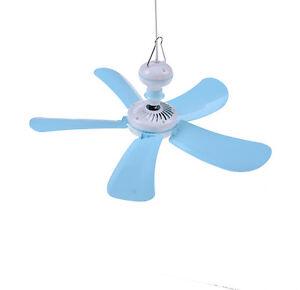 Silent-mini-portable-ventilateur-de-plafond-de-moustiques-net-Electric-6H