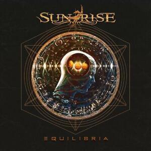 SUNRISE - 'Equilibria' CD, 2021
