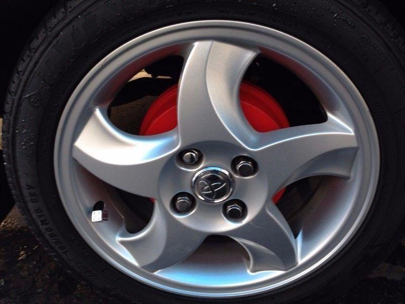 Toyota Rsi/Rxi 20v 15inch blade rims