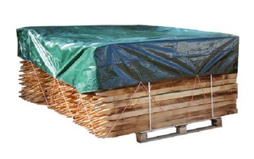 Lona cobertora 210 G//m² 6 x 1,5m tejidos lona polyguard leña 37209