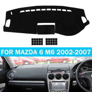 Car-Dashmat-Dashboard-Carpet-Sun-Cover-Dash-Mat-Pad-For-Mazda-6-M6-2002-2007