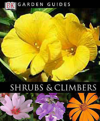 unknown, Shrubs and Climbers (Garden Guides), Very Good Book