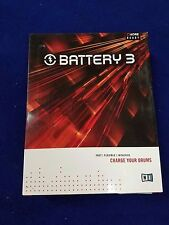 Native Instruments Battery 3 Virtual Instrument Windows & Mac Drum Samples