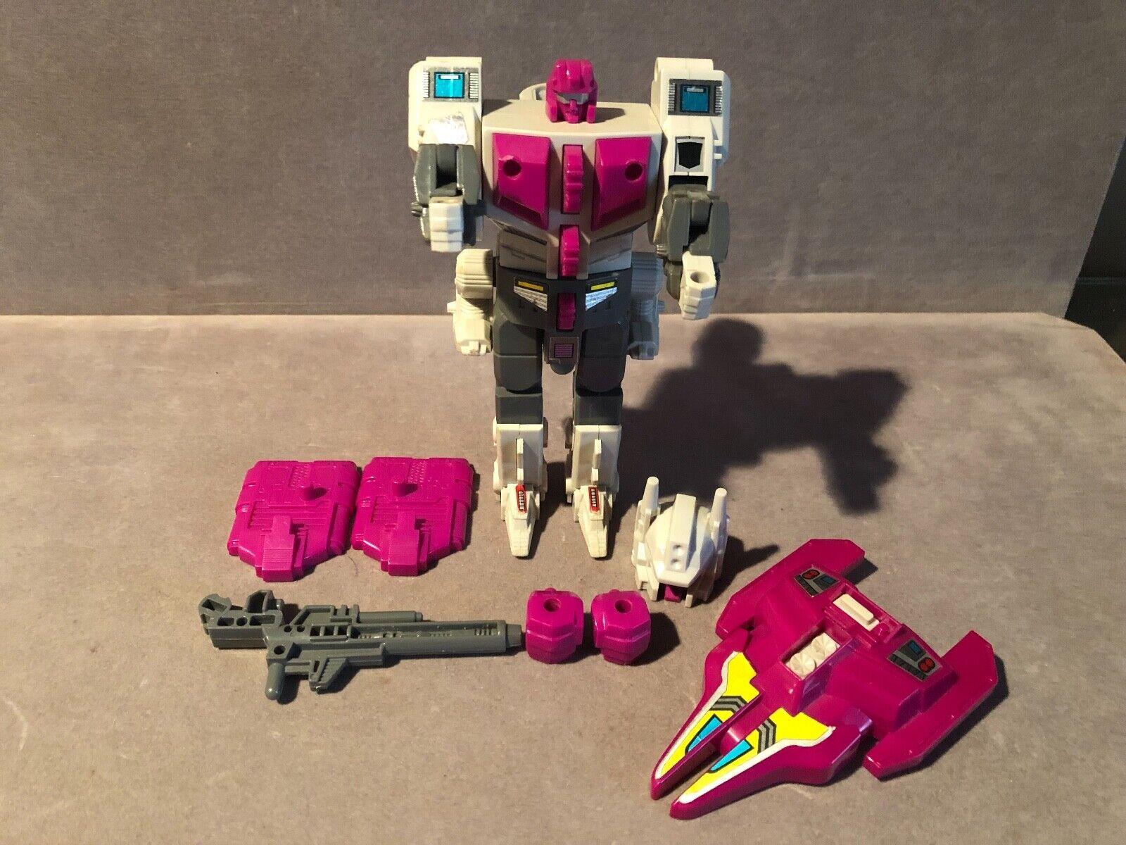 Transformers G1 årgång Hun-Gurrr 100% Fullständigt Abowner
