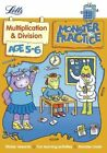 Letts Monster Practice: Multiplication and Division Age 5-6 by Letts Monster Practice, Alison Oliver (Paperback, 2013)