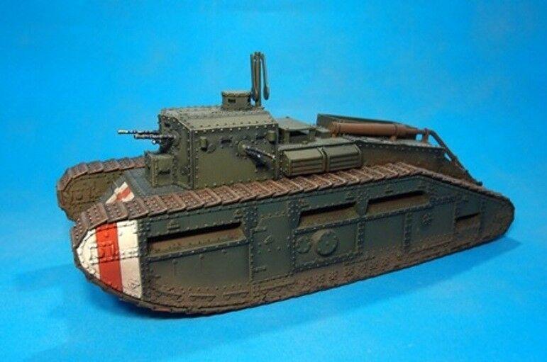 John Jenkins Soldiers GWB-03 The Great War British Medium Tank Mark C Hornet