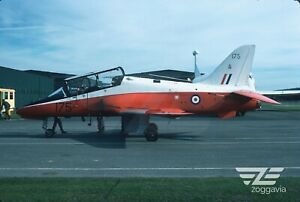 Original-slide-XX175-Hawk-Royal-Air-Force-RAF-1977