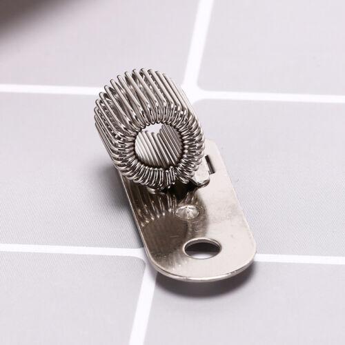 rivet fixing metal pen holder with pocket clip doctors nurse uniform pen holdeJB
