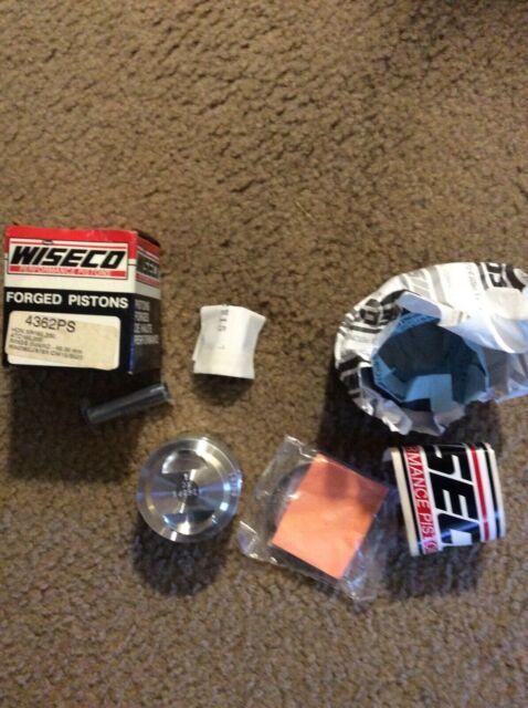 Honda XR//XL185//200 ATC Wiseco Piston 10.25:1  66mm Bore 4156M06600