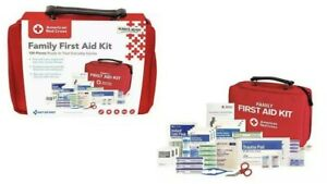 American Red Cross Family First Aid Kit COSTCO#1424189 EXP06/2022