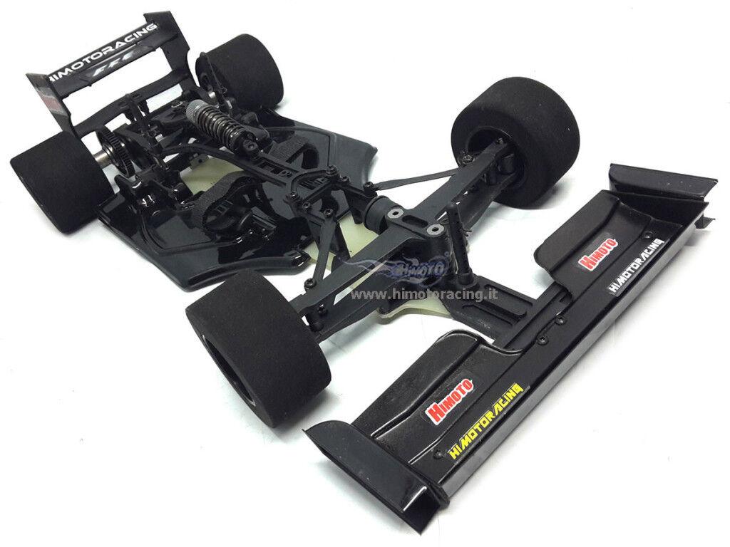 HI1121MC Formula Formula Formula auto Himoto 1 10 2WD con meccanica completa (sprovvista di elett b002ea