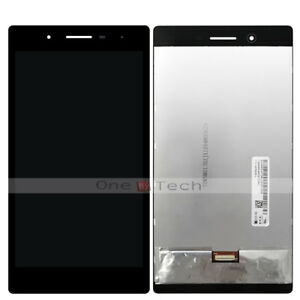 "7"" Lenovo Tab 7 Essential TB-7304F WiFi Black LCD Display Touch Screen Assembly"