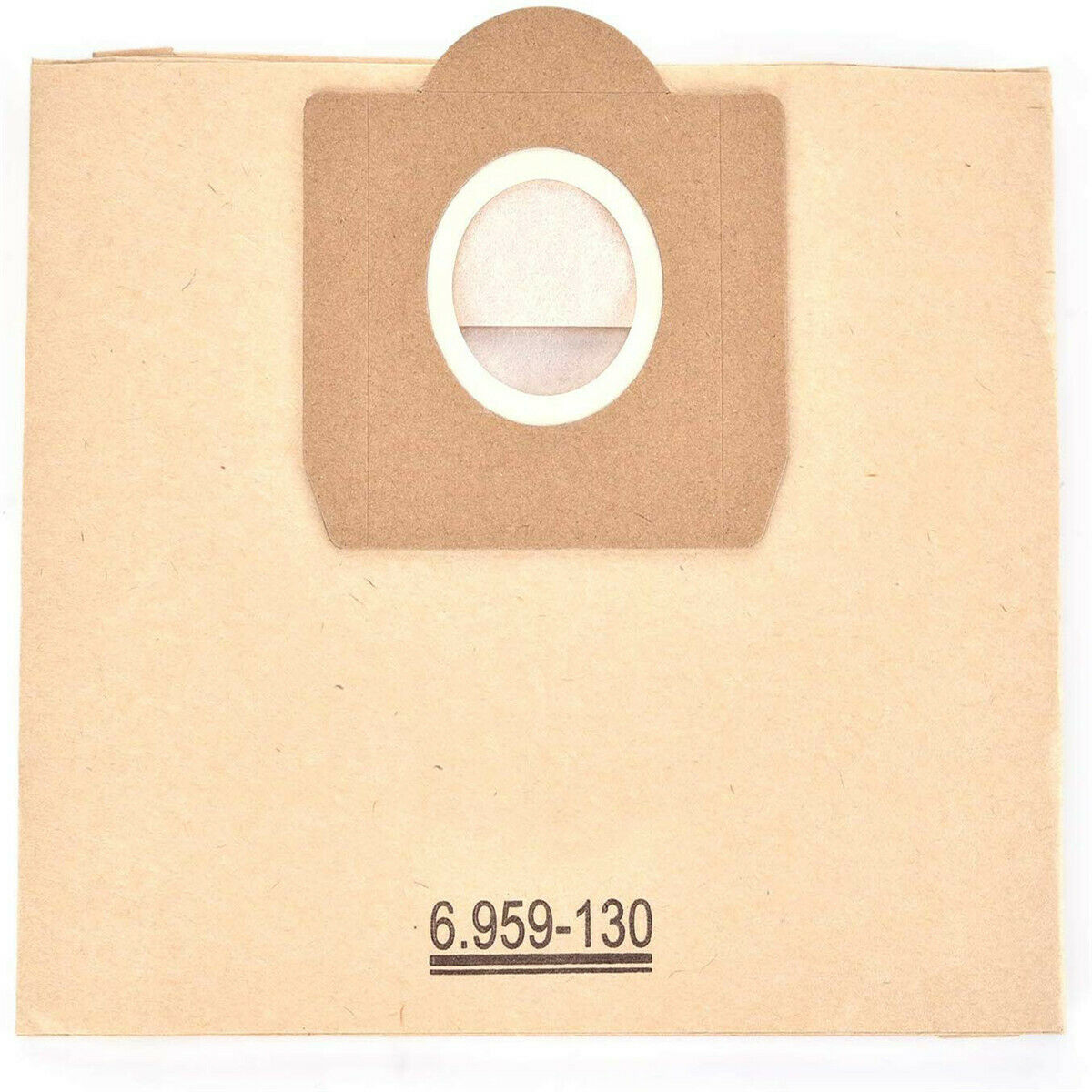Staubsaugerbeutel für Karcher 6.959-130.0 6.904-322.0 Papiertüten Filter MV4 MV3 2