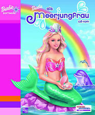 Barbie als Meerjungfrau PC Spiel seltenes Barbiespiel in DVD Hülle deutsch