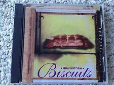 "Brainstorm Artists ""Biscuits"" CD 1995, 77's, Deliverance, Lifesavers, SFC, Amos"