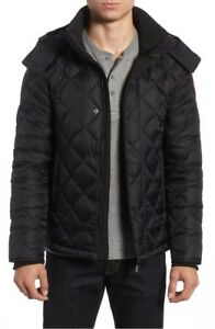 CANADA-GOOSE-Hendriksen-Quilted-Down-Fill-Coat-Jacket-Size-Small-995