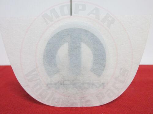 "DODGE CHRSYLER JEEP RAM MOPAR vinyl etch window /""M/"" decal OEM MOPAR"