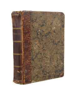 Robinson-ben-Angre-on-Lafebog-for-born-1855-dutch-Leather-book