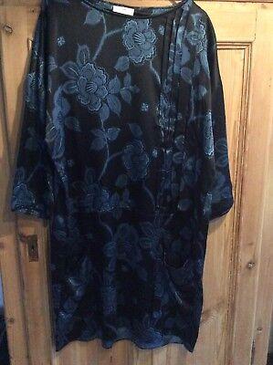 36a3c13f311 Lang Silke Kjole - Jylland | DBA - billige og brugte kjoler