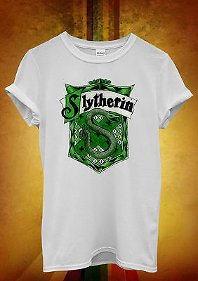 Harry Potter Slytherin Funny Hipster Men Women Unisex T Shirt Tank Top Vest 225