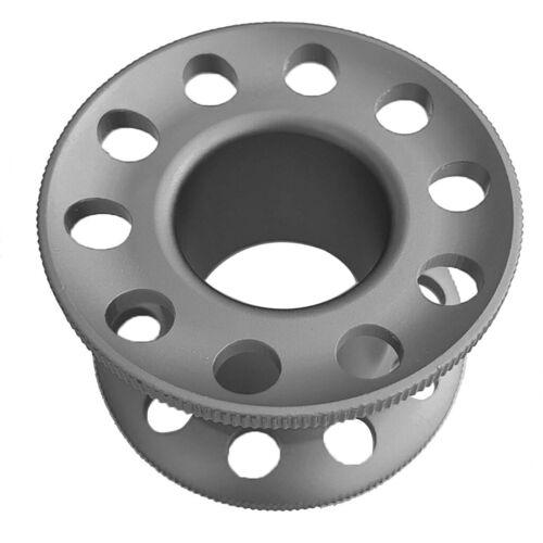 Leichte Aluminiumlegierung Tauchen Finger Wrack Spool Tech Reel Blank